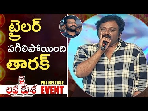 Director VV Vinayak Speech @ Jai Lava Kusa...