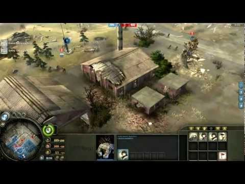 [#11] Company of Heroes - 1v1 Panthers Fix Everything