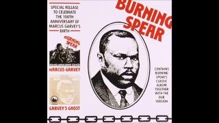 BURNING SPEAR -  SLAVERY DAYS (I AND I SURVIVE)
