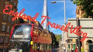 England vacation vlog - London, Brighton, Isle of Wight - September 2019