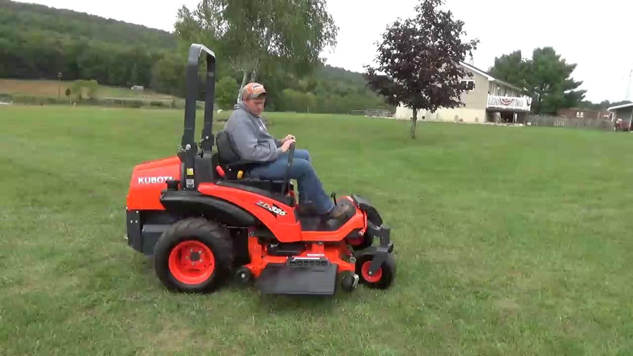 2014 Kubota Zd326 Zero Turn Lawn Mower 60 Quot Cut Diesel For