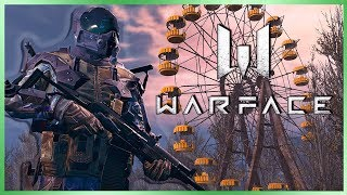 Warface Funny Moments - Pripyat Co-Op Mission Gameplay