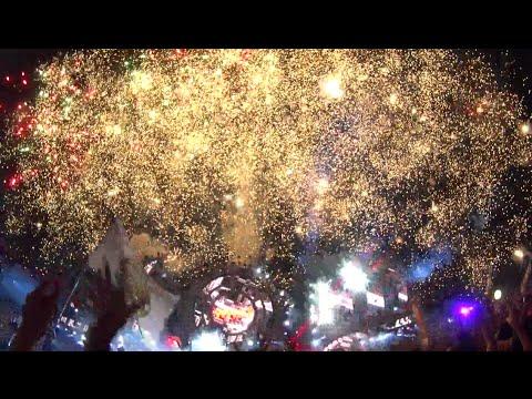 Turn down for what  - DJ SNAKE Live at Fullmoon Party Bangkok 2016