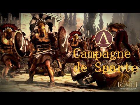 Sparte... L'Empire du Milieu!- Total War: Rome II - Episode 38