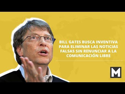 Bill Gates busca inventiva