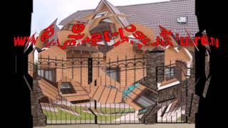 видео Ворота в Барнауле : цена на автоматические ворота - купить
