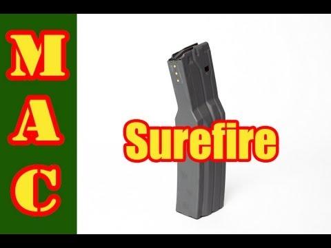 Surefire MAG5-60 Quad Stack 60 Round Magazine Review