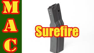Surefire MAG5-60 Quad Stack 60 Round Magazine Review