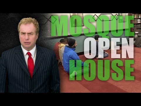 Controversial Toronto Mosque Holds Open House