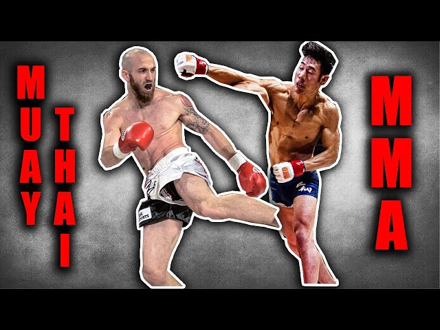 Technique Muay Thai