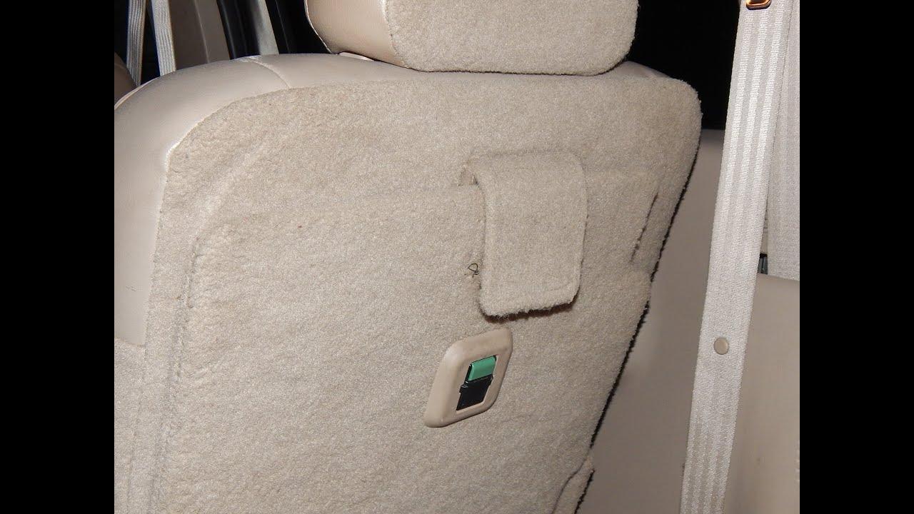excursion middle row seatback fix passenger side  [ 1280 x 720 Pixel ]