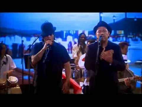 Ruben  Blades & Robi Draco Rosa - PATRIA
