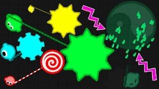 Zlap.io Biggest Wrecking Ball Zlapio Best Gameplay!