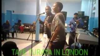 TAYE TURAYA LIVE AT HIGH KLASS ARENA LONDON 25-04-2014