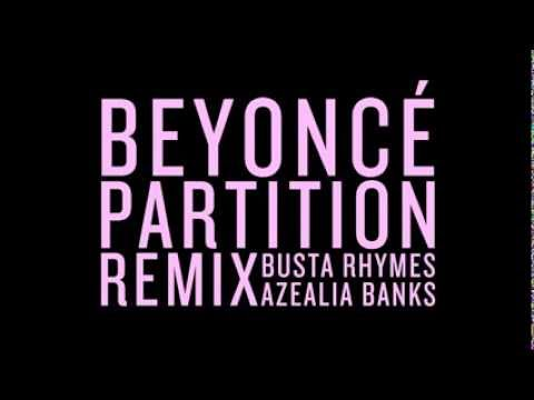 beyonce feat busta rhymes azealia banks partition yoshim remix instrumental