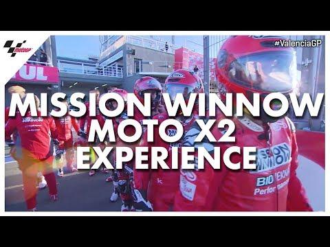 Mission Winnow Moto X2 Experience | 2019 #ValenciaGP