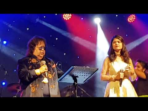Bappi Lahiri & Garima Kshite | Live In Sydney | Tamma Tamma
