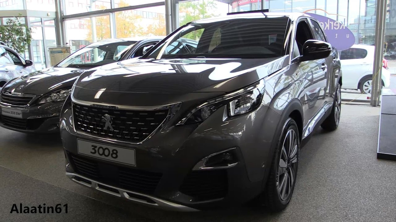 peugeot 3008 2017 in depth review interior exterior - youtube