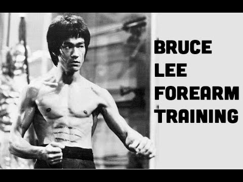 Download Bruce Lee Forearm Workout: Insane Forearms Like Bruce Lee!