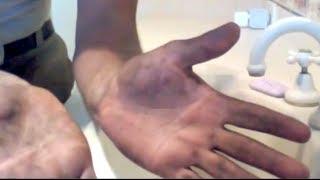 Händewaschen für Handwerker und Heimwerker
