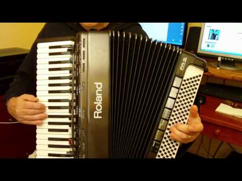 Go Way (Piano Accordion)