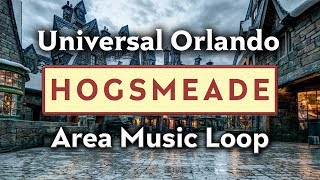 Hogsmeade Music Loop - Wizarding World of Harry Potter - Universal Orlando