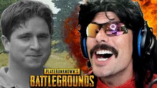 DrDisRespect Hates Kappa and Funny Moments on PUBG!