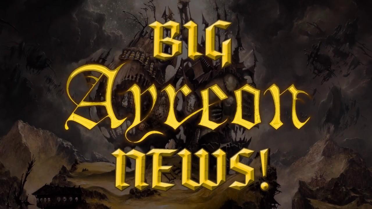 AYREON LIVE 2019 – Ayreon live at 013 September 13,14,15