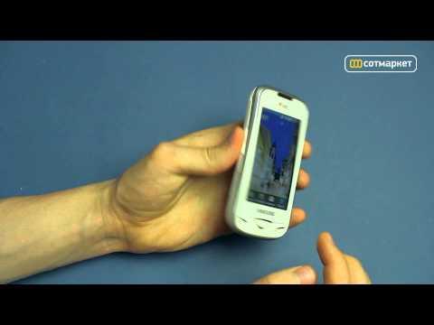 Видео обзор Samsung B7722 DUOS от Сотмаркета