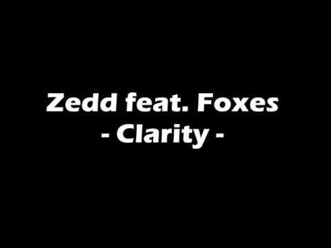 Belajar bahasa inggris menggunakan lagu zedd feat foxes-  clarity
