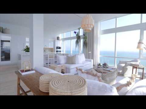 1 Hotel & Homes Penthouse 1610, South Beach, Miami Luxury Condos
