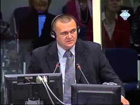 Slobodan Praljak: Svjedočenje pukovnika HVO-a Bože Pavlovića o događanjima u Mostaru