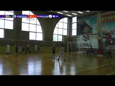 БК ЮНИБАСКЕТ | ЯРОСЛАВЛЬ | Коряжма - Кострома-2011
