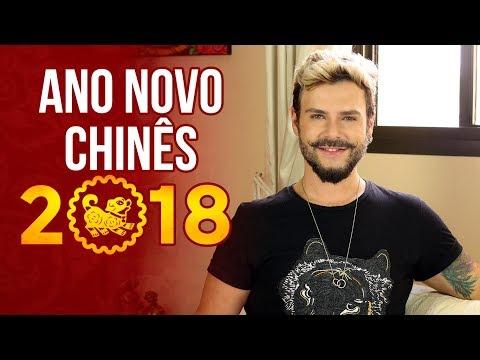 Curiosidades Sobre o Ano Novo Chinês de 2018