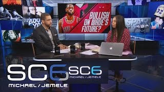 What is the future for dwyane wade with the bulls? | sc6 | march 16, 2017