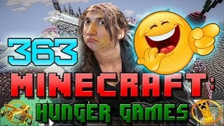 Minecraft: Hunger Games w/Mitch! Game 363 - MOST FUNNY GAME EVER!