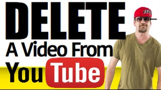HOW TO DELETE A VIDEO - HOW TO YOUTUBE