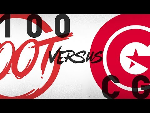 100 Thieves vs Clutch Gaming vod