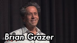 RUSH Producer Brian Grazer on the documentary INSIDE DEEP THROAT