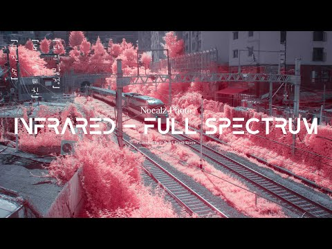 Infrared and Full Spectrum Photography - A Complete Guide thumbnail