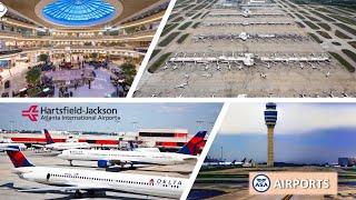 AEROPORTO INTERNACIONAL DE ATLANTA - ASA Airports - Ep. 259 YouTube Videos