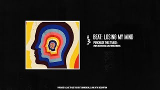'Losing My Mind' - Jazz BoomBap Beat/ Old School HipHop Instrumental (B Noize)