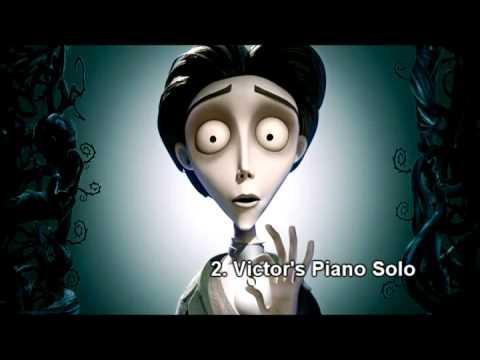 Corpse Bride & Vincent Piano Suite
