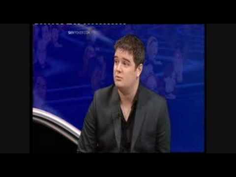 Alex Scott on Sky Poker'sThe Club - 06 September 2008
