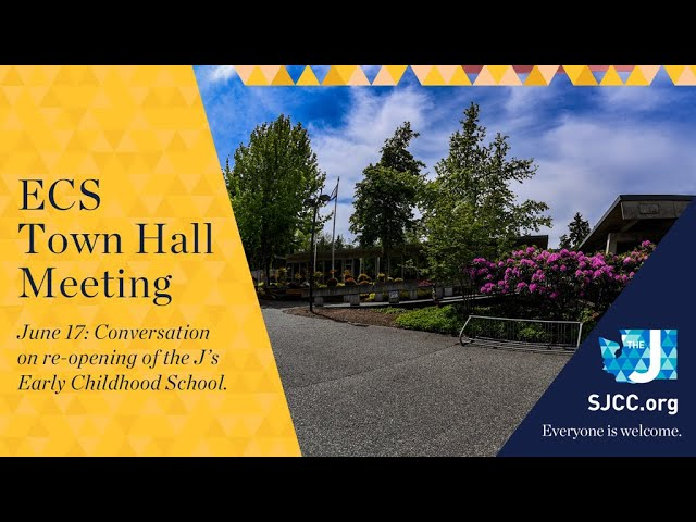 SJCCtv Replay: ECS Town Hall Meeting (June 17)