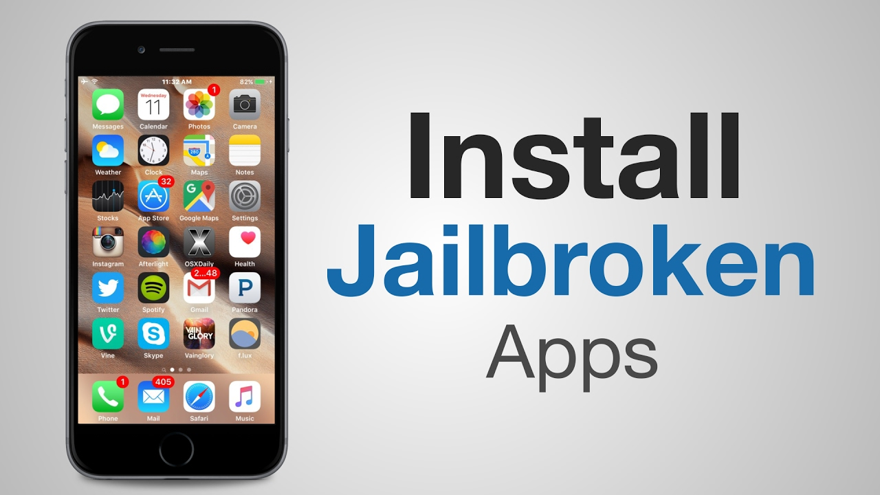 How to Install Jailbroken Apps on Any iPhone (Without Jailbreak)