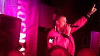 J. Cole Secret Show @ 40/40