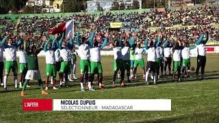 """N. Dupuis (Madagascar) : """"Depuis trois ans, on a construit une équipe de binationaux"""""""