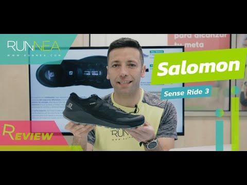 Salomon Sense Ride 3 Review: Las zapatillas más todoterreno de la gama Sense