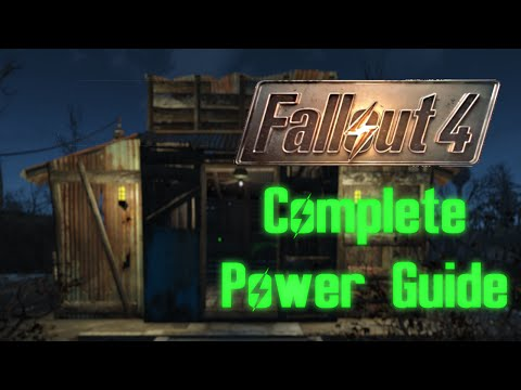 Fallout 4 Complete Power Guide
